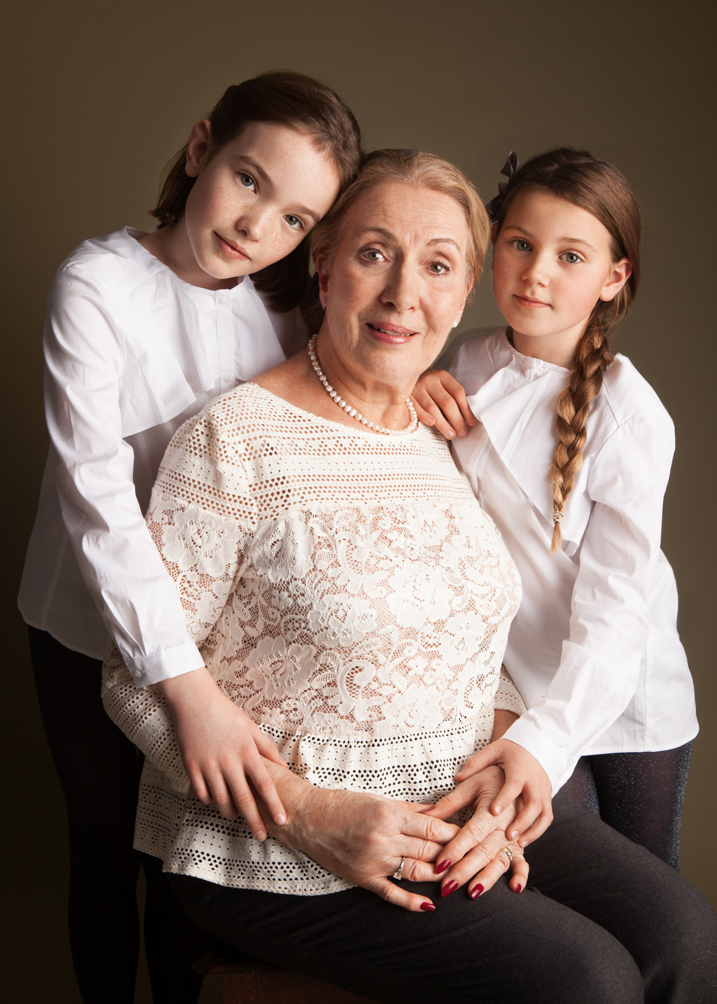 Shoot with Grandchildren London