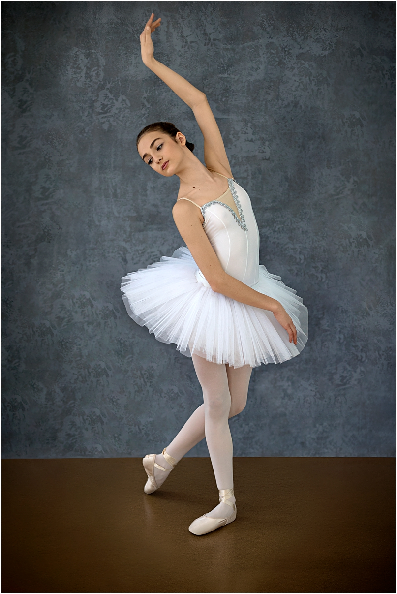 Fine Art Ballerina photoshoot
