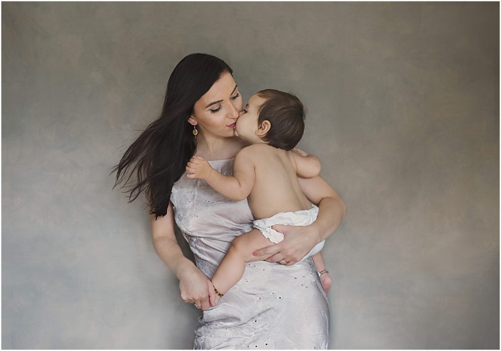 Legacy portraits: Mother & Child