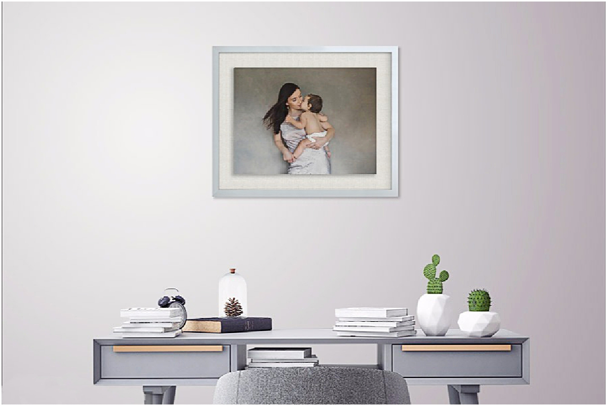 Fine art shoots for Families in London